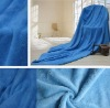 Household fashion coral fleece blanket