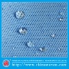 Hydrophobic nonwoven fabric