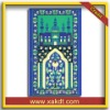 Islamic pray mats with compass CTH-158