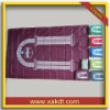 Islamic prayer mat with compass CTH-156