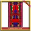 Islamic prayer rug with compass CTH-163