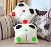 JM8312 plush panda pillow