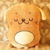 JM8348 plush dog pillow