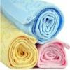 Jacquard 100% cotton bath towels
