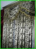 Jacquard Curtain With Luxury Valance