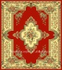 Jacquard Handmade Wool Floor Carpet