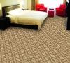 Jacquard high and low loop pile Carpet