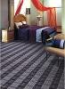 Jacquard loop pile carpet and rugs