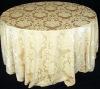 Jacquard table clothe