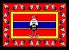KG1.3--SWAZIFLAG RED AFRICA KHANGA