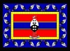 KG1.4--SWAZIFLAG BLUE/RED AFRICA KHANGA