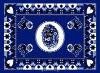 KG4.4--BLUE LION COTTON KANGA FABRICS