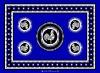 KG9.2--ROOSTER BLUE KHANGA