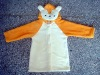 Kids Coral Fleece Squirrel Bathrobe