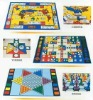 Kids educational game rugs