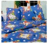Kids print bed covers