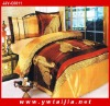 LATEST Fashion Comfortable Imitated Silk Bedding Set