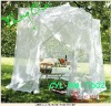 LLIN-rectangulai decorative bed canopy Mosquito Net