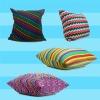 LP001-82 foam beads square pillow