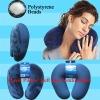 LP004-22 plush neck travel pillow