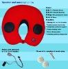 LP278 music massage pillow