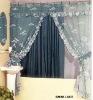 Lace swan lace shower