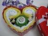 Latest 100% cotton cake towel gifts set(WBC-014-3)