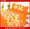 Latest Fashion Colorful 100%Cotton Designer Bedsheets