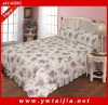 Latest Style Soft 100%cotton Plain White Quilt