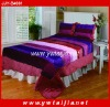 Latest style beautiful 100%polyester down quilt