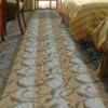 Level loop broadloom carpet