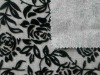 Linen Cotton Spandex Printed Cloth