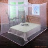 Long lasting insecticide treat Rectangular mosquito net