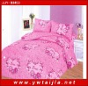 Love-folwers wedding 4 pcs bedding set/ new design for wedding bedlinen/ charming design bedding set