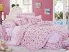 Lovely Birds!!100%cotton pigment printed bedding set