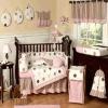 Lovely Infant Crib bedding set/ Baby bedding