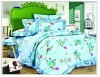 Lovely&Unique!!100%Cotton Sheep Pattern Printed Kids Bedding Set