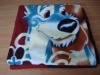 Lovely printed fleece blankets/Polar fleece blankets