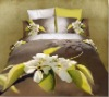 Loving story 100% cotton reactive printed bedding sets