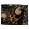 Luminous Led christmas tapestry home decoration