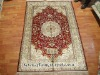 Luxurious & Beautiful Persian Silk Carpet