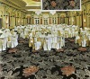 Luxury Banquet Hall Nylon Carpet(NEW)