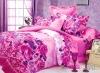 Luxury Reactive Printed Bedding Set(Comforter Set)