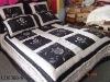 Luxury patchwork comforter set !!