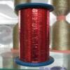 M type metallic yarn,lurex yarn 300gram/bobbin