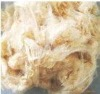 Manufacturer long-term supply offer high tenacity and camel Polyester staple Fiber size in 2.5D*51/65MM