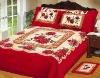 Meiyi hot selling elegant 100% polyester blanket