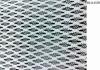 Metallic yarn mesh fabric