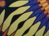 Model spandex single Jersey fabric