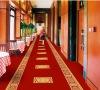Modern Axminster Corridor Carpet